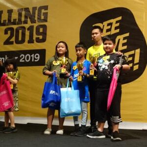 Juara Spelling Bee